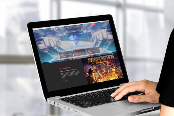 VRTRON Homepage